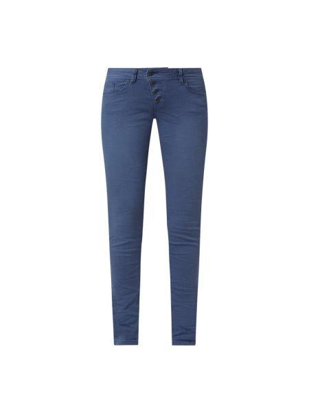 Niebieskie spodnie bawełniane Buena Vista
