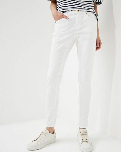 Белые брюки повседневные Michael Michael Kors