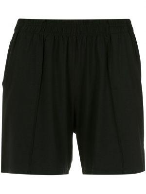 Черные шорты с карманами Lygia & Nanny