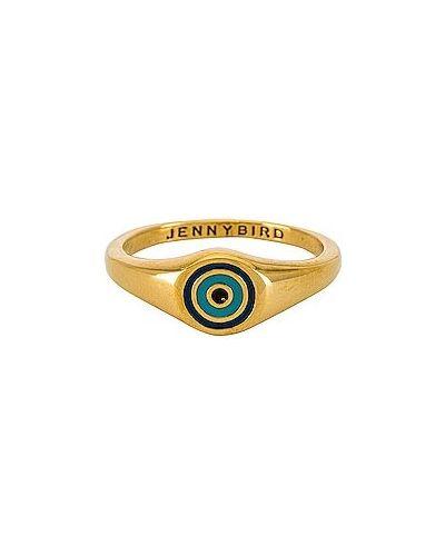Złoty pierścionek Jenny Bird