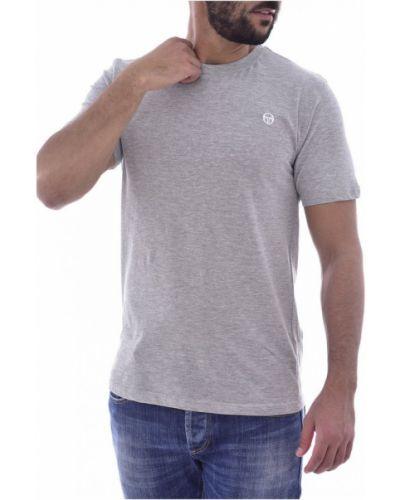 Szara koszula Sergio Tacchini