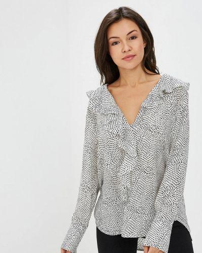 Блузка с рюшами белая Art Love