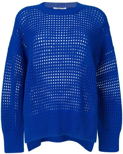 Вязаный свитер в рубчик Agnona