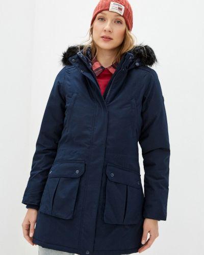 Утепленная синяя куртка Regatta