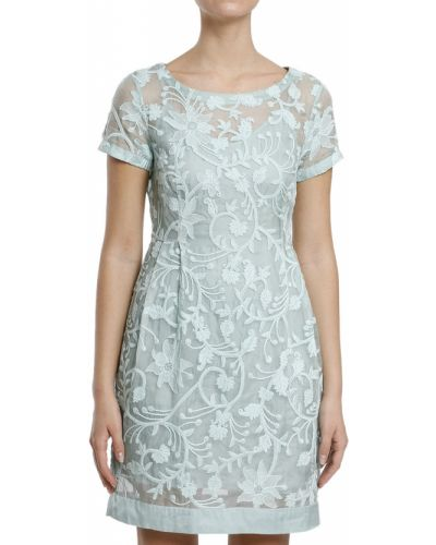 Бирюзовое платье Ermanno Scervino