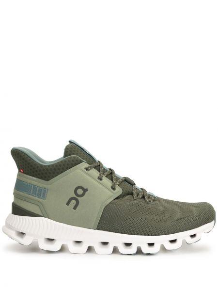 Кроссовки для бега - зеленые On Running