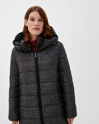 Коричневая теплая куртка Dixi Coat