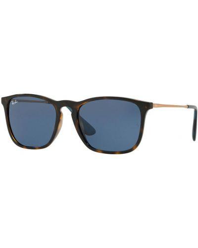 Солнцезащитные очки стеклянные коричневый Ray-ban