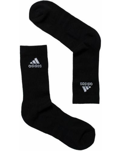 Спортивные носки однотонные хлопковые Adidas Performance