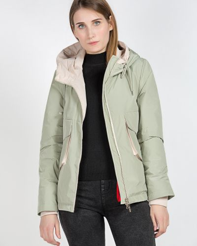 Зеленая куртка T.ycamille