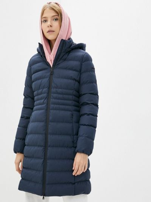 Утепленная куртка - синяя Geox
