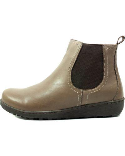 Ботинки - бежевые Sala