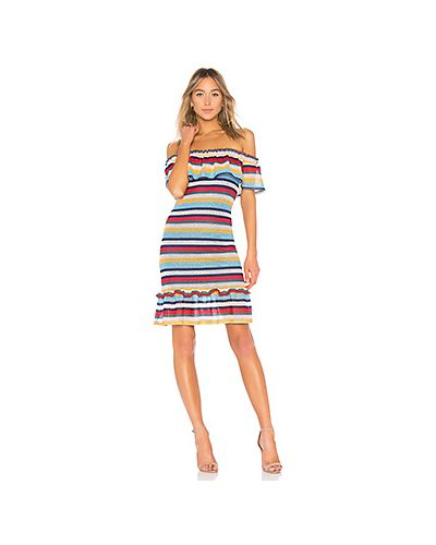 Платье трикотажное платье-комбинация Parker