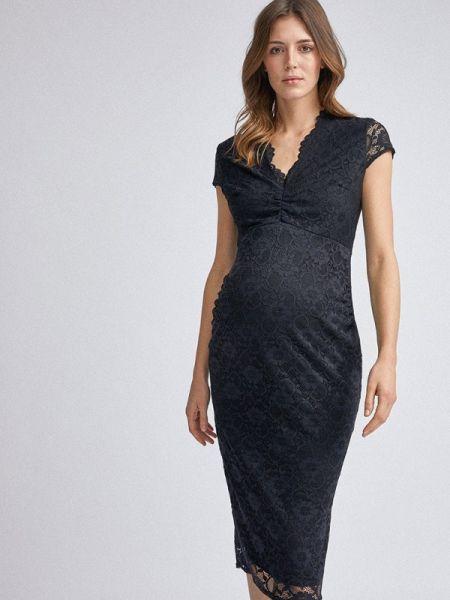 Вечернее платье для беременных черное Dorothy Perkins Maternity