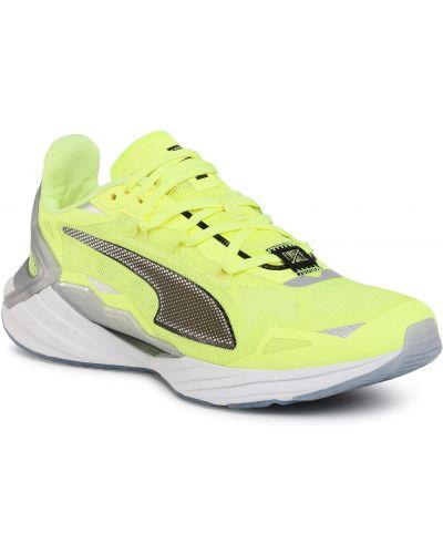 Buty sportowe srebrne - czarne Puma
