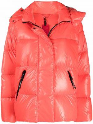 Куртка с капюшоном - красная Peuterey