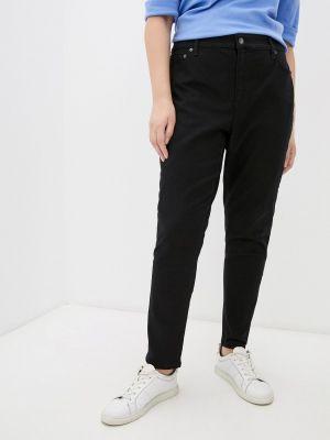 Черные джинсы-скинни узкого кроя Lauren Ralph Lauren Woman