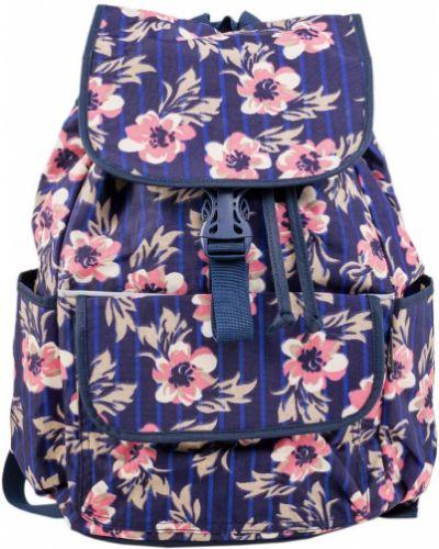 Мягкий фиолетовый городской рюкзак котофей
