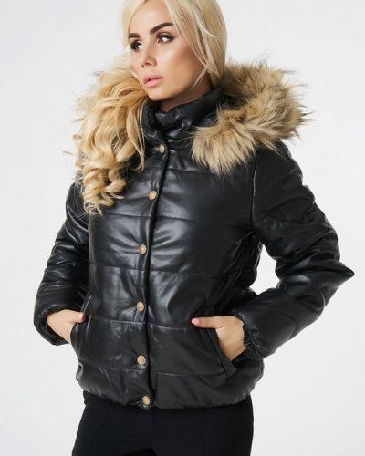 Черная куртка Luxlook