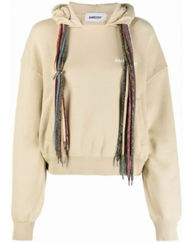 Beżowy sweter Ambush