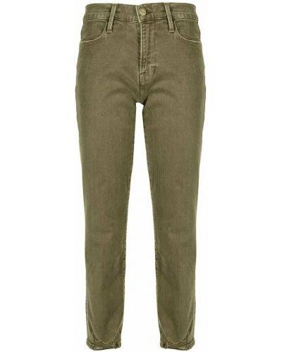 Zielone mom jeans Frame