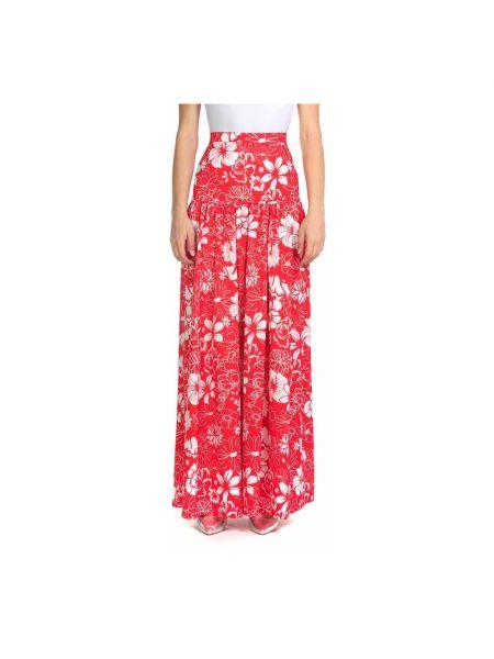 Czerwona spódnica Alessia Santi