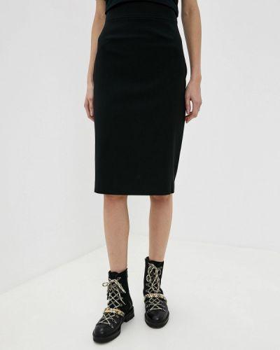 Черная прямая юбка карандаш Frankie Morello