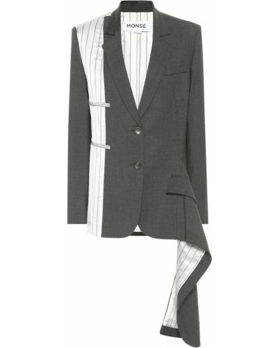 Классический пиджак шерстяной Monse