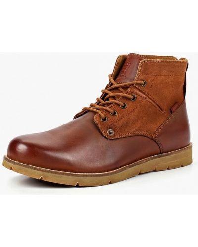 Ботинки осенние кожаные высокие Levi's®