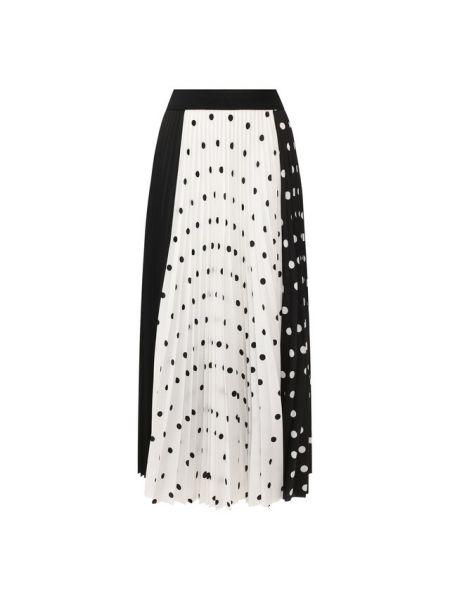 Плиссированная юбка спортивная Escada Sport
