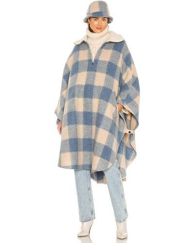 Синяя куртка на молнии Isabel Marant étoile