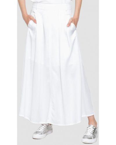 Белая юбка осенняя Dolcedonna
