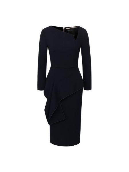 Платье шерстяное Roland Mouret