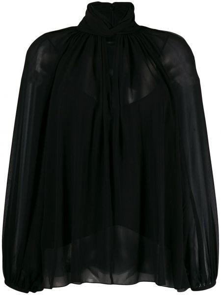 Bluzka jedwabna francuski Givenchy
