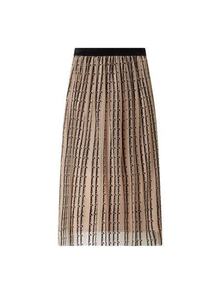 Różowa spódnica rozkloszowana tiulowa Jake*s Collection