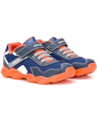 Sneakersy niebieski Geox Kids