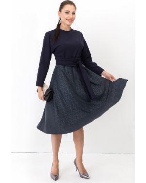 Платье с поясом с цветочным принтом платье-сарафан Taiga