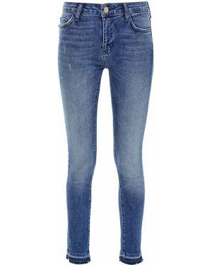 Укороченные джинсы синие Rich&royal