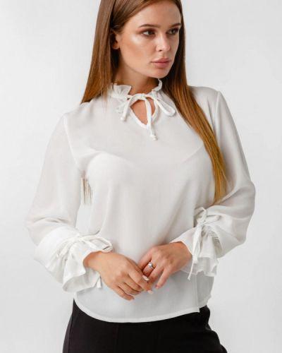 Блузка белая Lilove