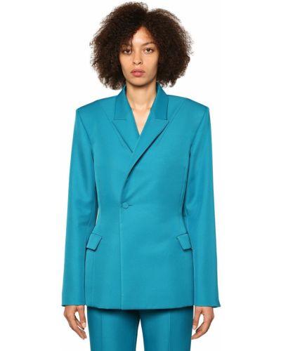 Пиджак приталенный двубортный Balenciaga