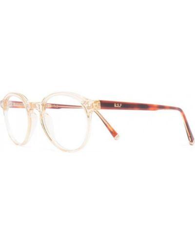 Czerwone okulary Retrosuperfuture
