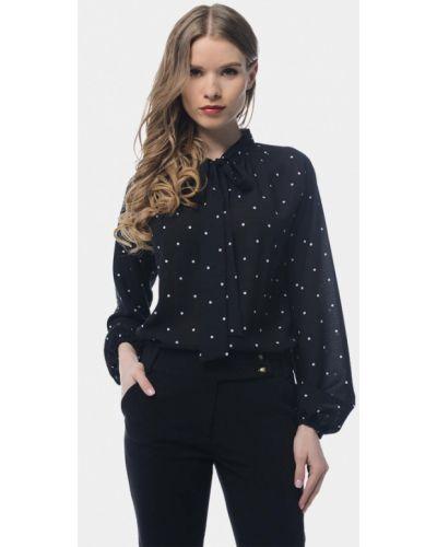 Блузка - черная Arefeva