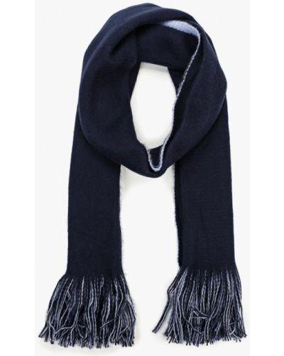 Синий шарф осенний Marks & Spencer