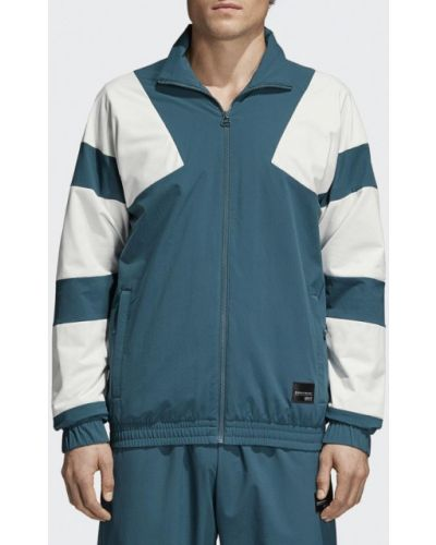 Голубая олимпийка Adidas Originals