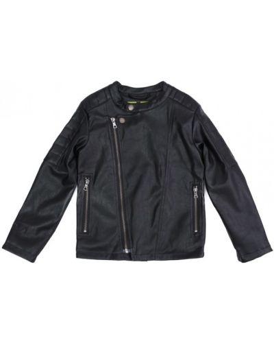 Куртка из искусственной кожи текстильный Playtoday