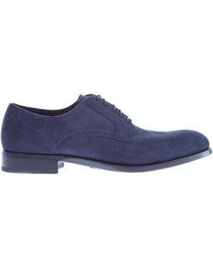 Туфли замшевые итальянские Brioni