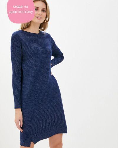 Платье - синее Passioni