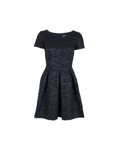 Вечернее платье приталенное хлопковое Liu Jo
