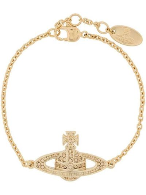 Złota bransoletka ze złota Vivienne Westwood