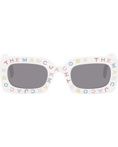 Солнцезащитные очки - белые Marc Jacobs
